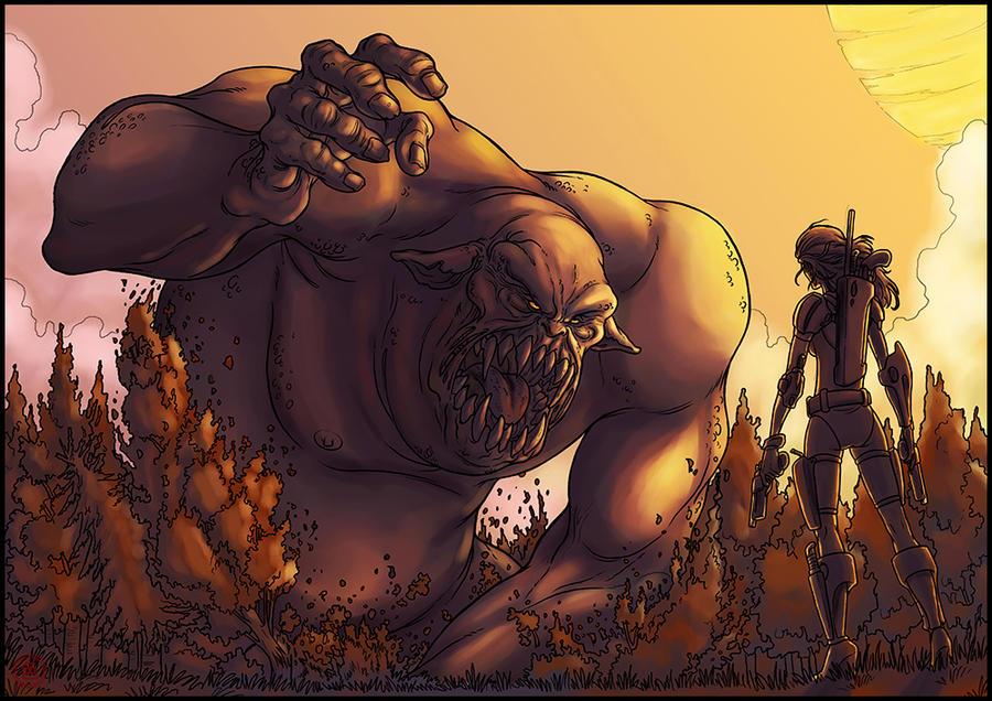 beast hunter by logicfun