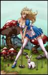 wonderland annual