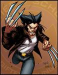 Wolverine cartoony