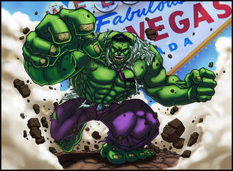 Viva Las Vegas by logicfun