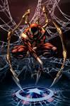Spider-Man Stark suit