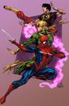 Spider-Man Thursday 33 color