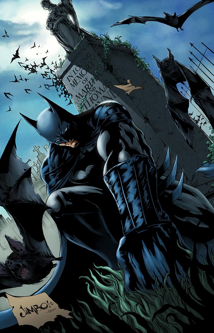 Dark Knight by logicfun