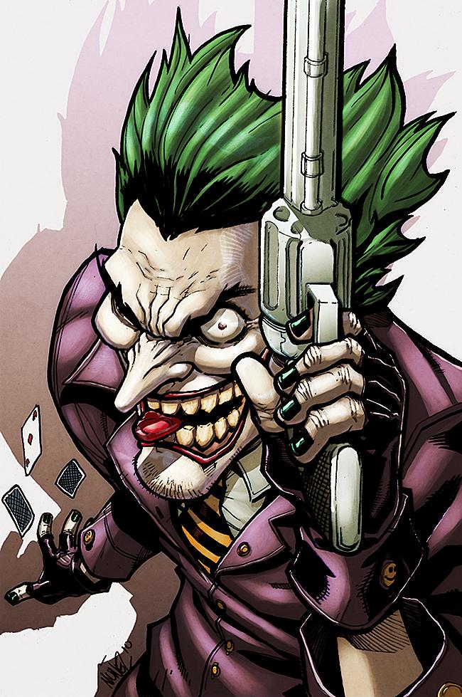 Joker 2 by logicfun