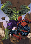 Spider-Man Thursday 36 color