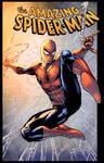 Spider-Man cover SOTD color