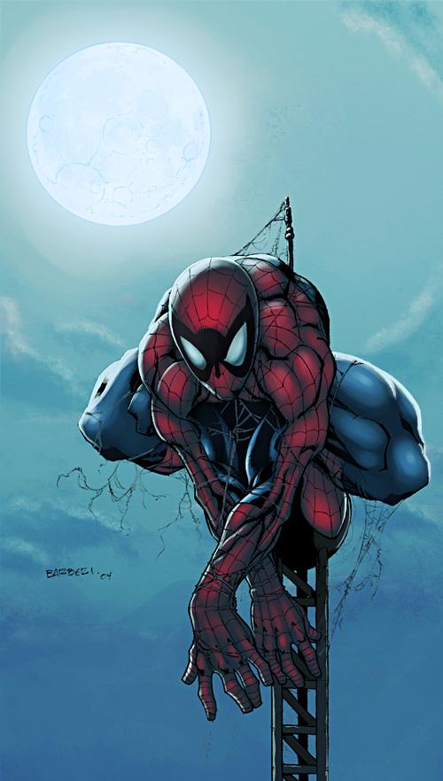 Spider-Man by logicfun