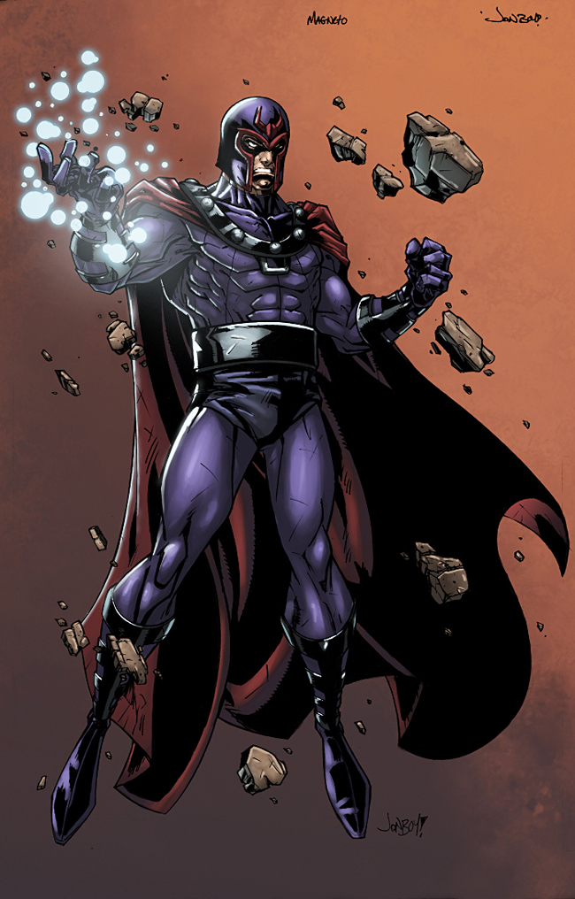 Magneto by logicfun