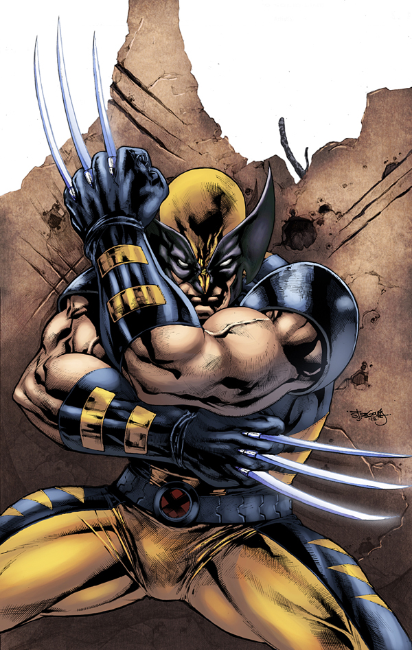 Wolverine by logicfun