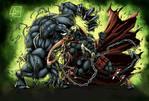 Venom VS Spawn