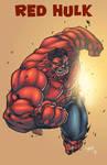Red Hulk Return