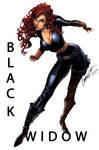 Black Widow Color
