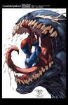 Spidey Venom Color