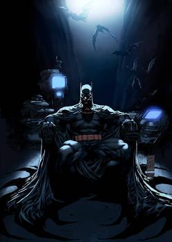 Batman Silvestri Color