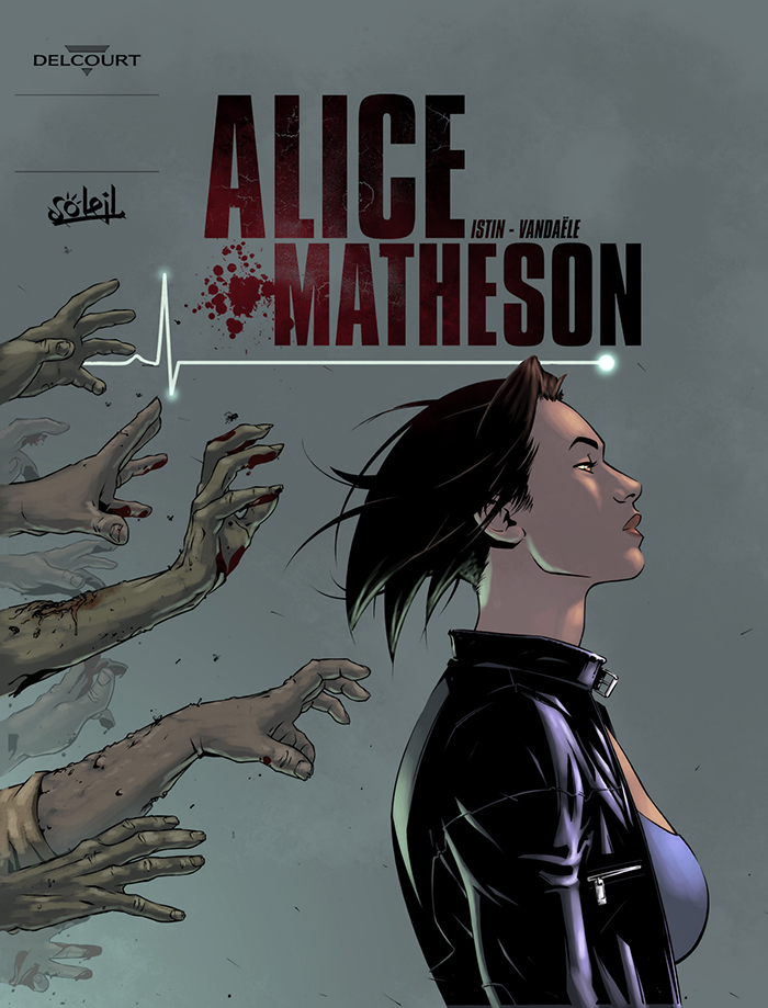 Alice Matheson fake cover by logicfun