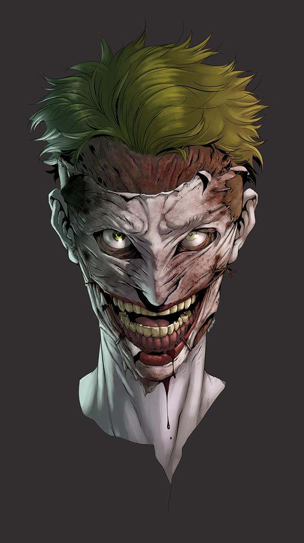 Joker Color by logicfun