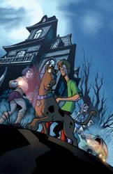 Scooby-Doo Color by logicfun