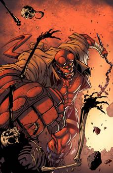 Hellboy Color