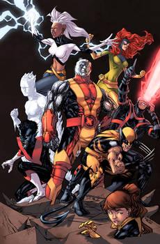 Extraordinary X-Men Color