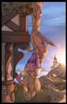 Rapunzel Color