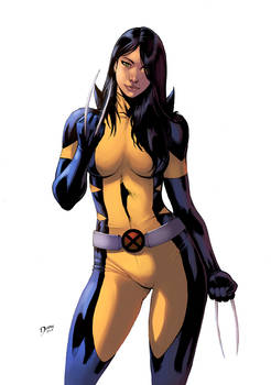 New Wolverine Color