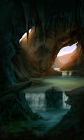 Cavern by logicfun