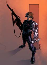 Winter Soldier color