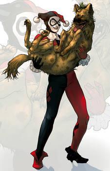 Harley Quinn  Color