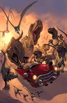 Cadillacs and Dinosaurs v2 color