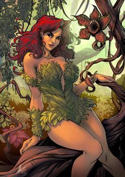 Poison Ivy Color