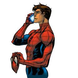 Peter Parker color