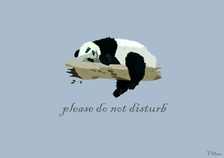 what does the do not disturb on iphone do do not disturb by owcalp on deviantart 8622