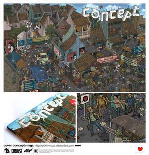 cover concept magz