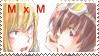 MxM Stamp by kalii07