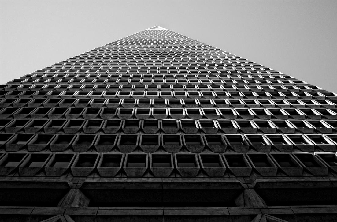 Transamerica Pyramid by 100-days