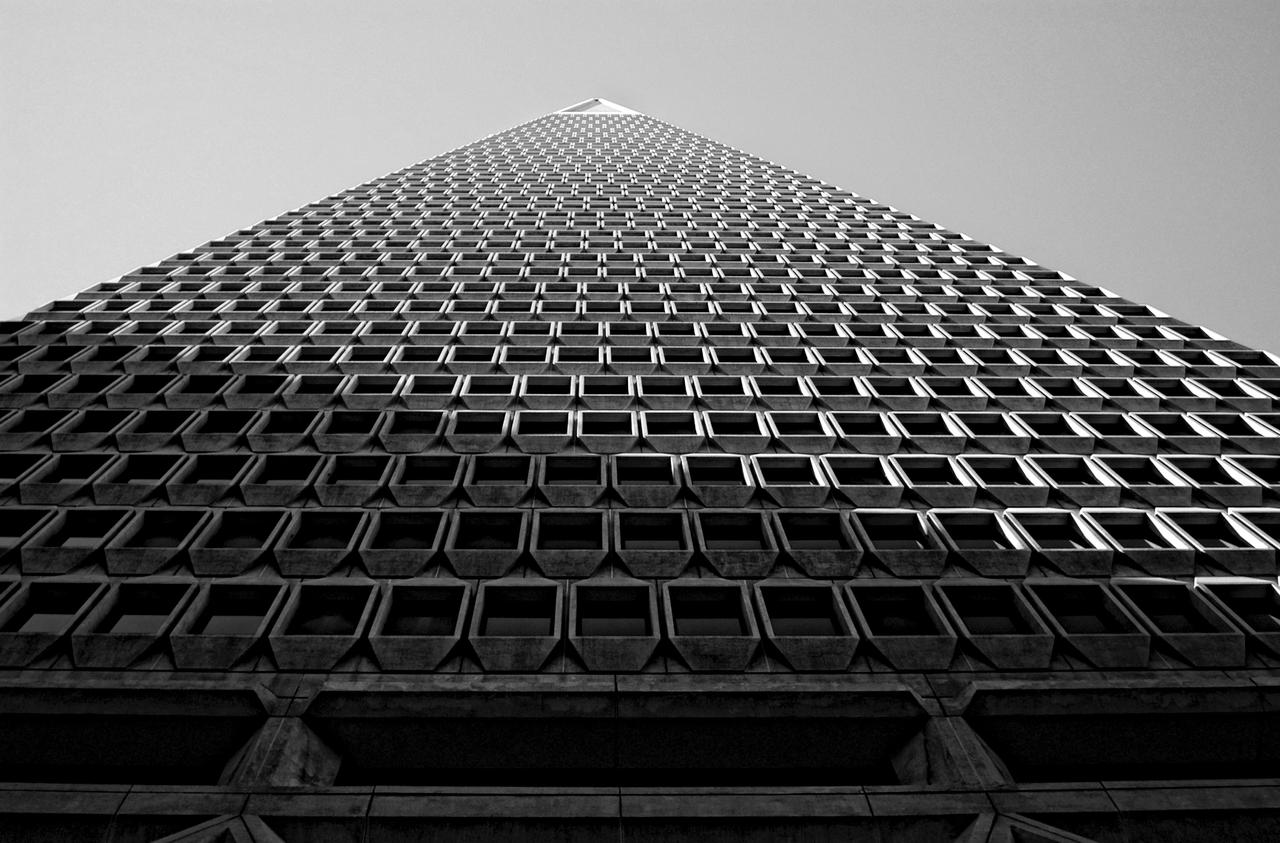 Transamerica Pyramid by 100-days