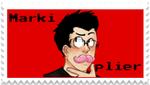 Markiplier Stamp by SteffieNeko