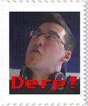 Markiplier - Derp Stamp