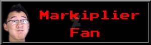 Markiplier fan button for DarkYuki16
