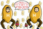 Oooh, Potato Potato, oh how we love you so!