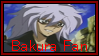 Bakura Fan Stamp by VegetaNiko