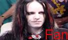 Joey Jordison Fan Stamp by VegetaNiko