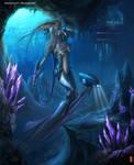 Character 17 - Mermaid Suit