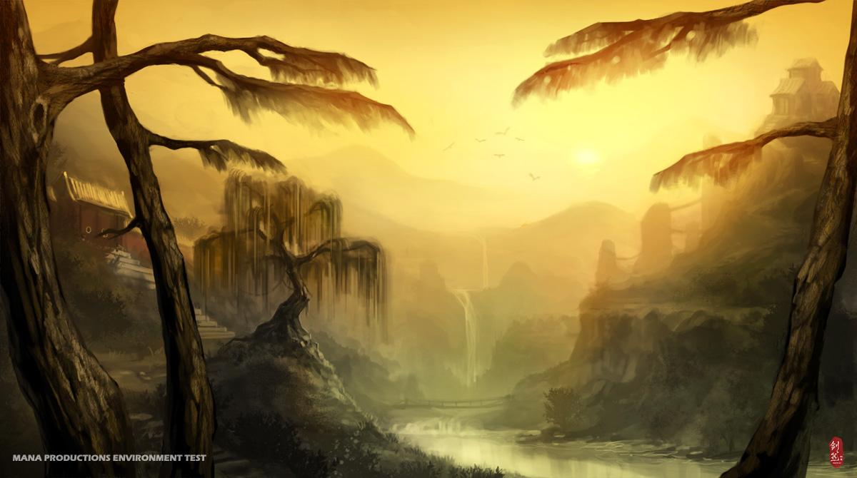 Oriental Environment Concept by ichitakaseto