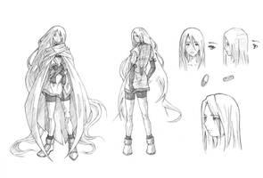Character Design 02 by ichitakaseto