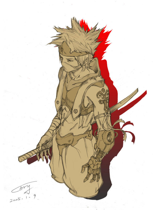 Ninja by ichitakaseto