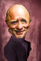 Ed Harris by StDamos