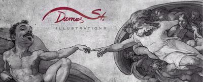 Genesis sketch by StDamos