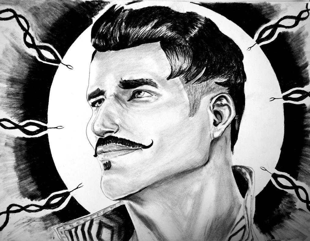 Dorian Pavus by AlmaUralt