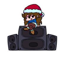My GF Christmas